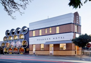 The Prahran Hotel by Techne Architects