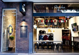 Rapha Cycle Club Opens In Sydney