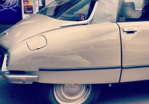 The Lost Form of the Citroën DS
