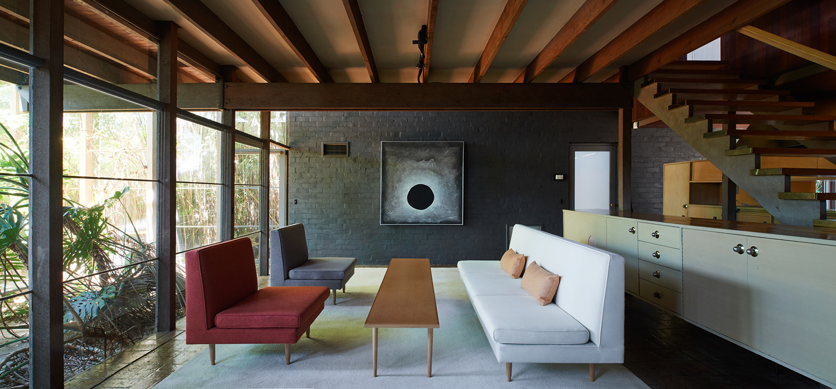 Exceptionnel Robin Boydu0027s Furniture Design At The Walsh Street House.