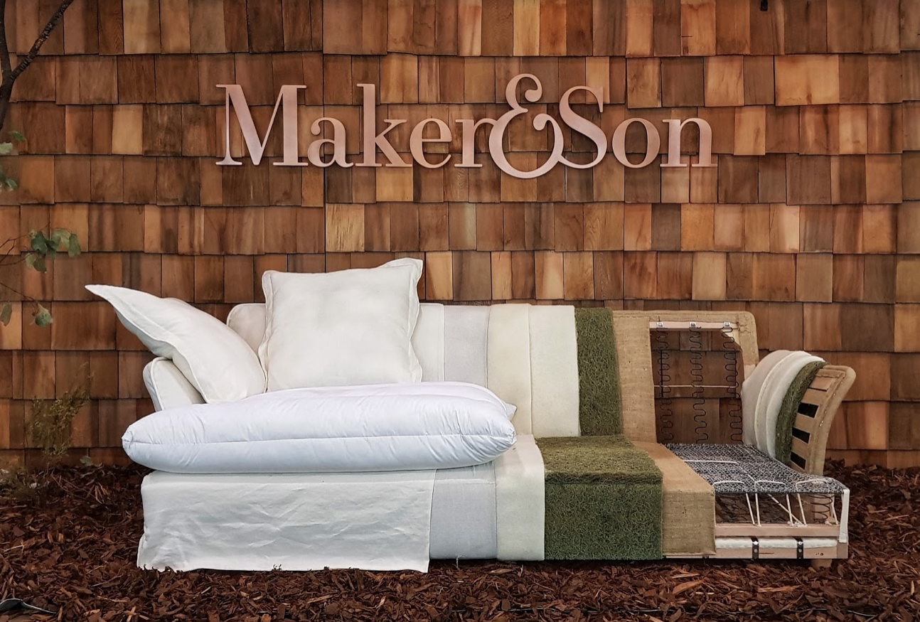 Maker Son Furniture Design That Puts Comfort First Open