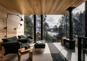 The Retreat at Pumphouse Point by JAWS Architects