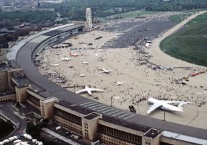 Berlin Tempelhof: An icon of cold war architecture to remain a public park