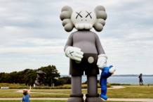 KAWS at Point Leo Estate & Sculpture Park