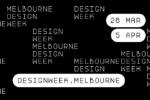 Melbourne Design Week 2021
