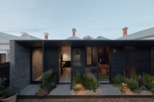 Strong But Elegant – Brunswick Lean-to By Blair Smith Architecture.