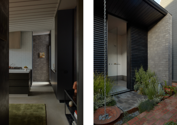 Brunswick Lean-To by Blair Smith Architects | Tom Ross