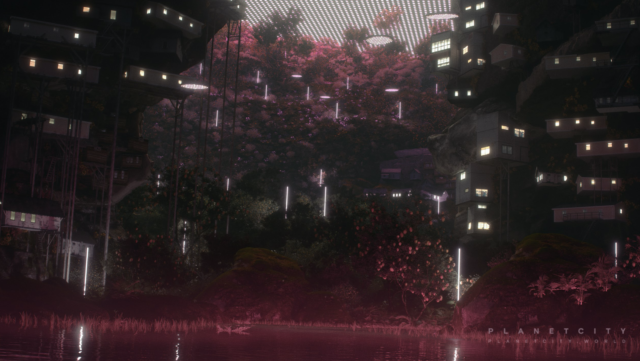 Vertical Orchard   Still from Planet City