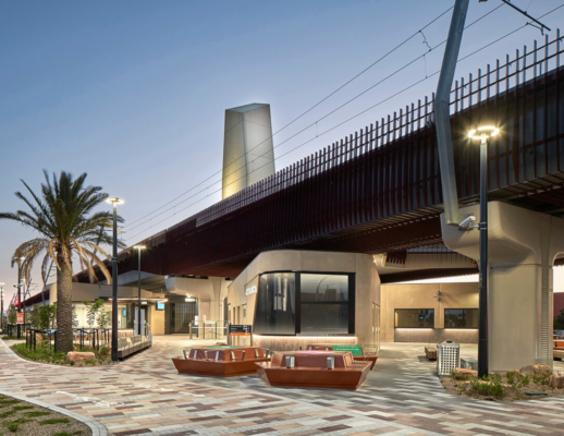 Carrum Station and Foreshore Precinct   COX Architecture   Photographer: Peter Clarke