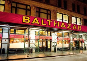22 Hours In Balthazar