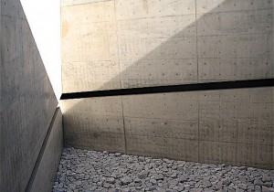 Chichu Art Museum: Japanese Brutalism at its best.
