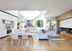 Terrace Transformed for a Family