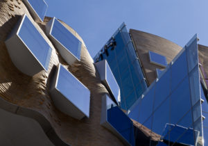 Gehry's first Australian building: The Dr Chau Chak Wing Building