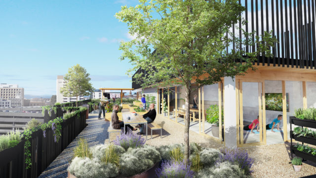 The Commons, Hobart by Small Giants Developments