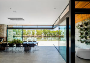 Swan House by Collins Caddeye Architects
