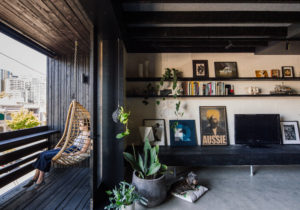William Street: A 1970s office now a great contemporary home