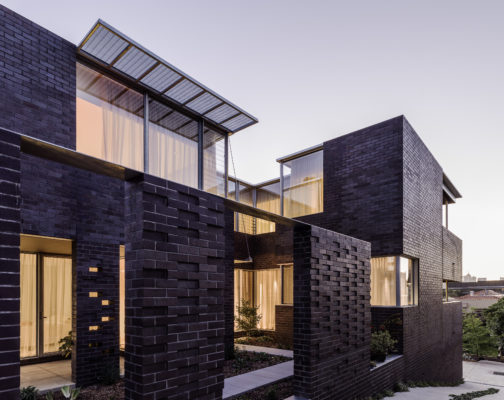 West Hawthorn House by Robert Simeoni. Image by Trevor Mein.