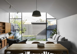Chamfer House by Ha Architecture