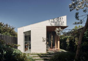 The Ripple House by FMD Architects.