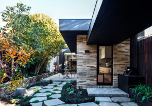 A Single-Fronted Terrace   Inarc Architects.